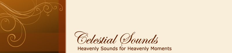 Celestial Sounds Harp and Flute